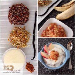 Milk Kefir Porridge